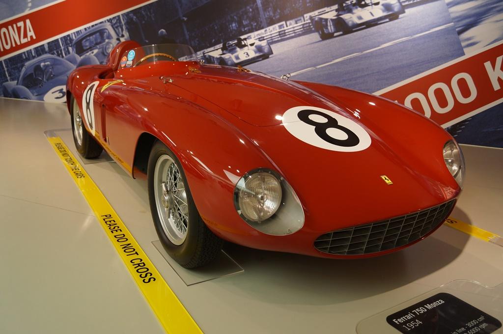 Ferrari 750 Monza 1954