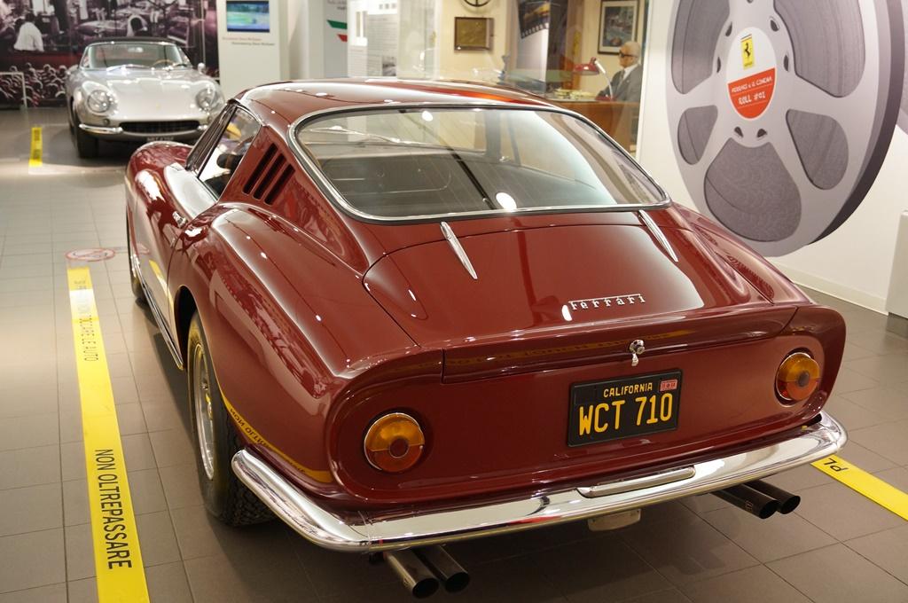 275 GTB4, 1966
