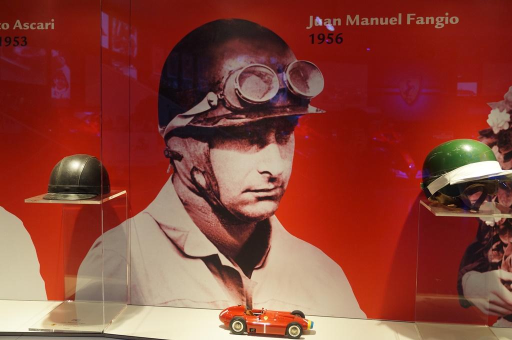 Juan Manuel Fangio 1956