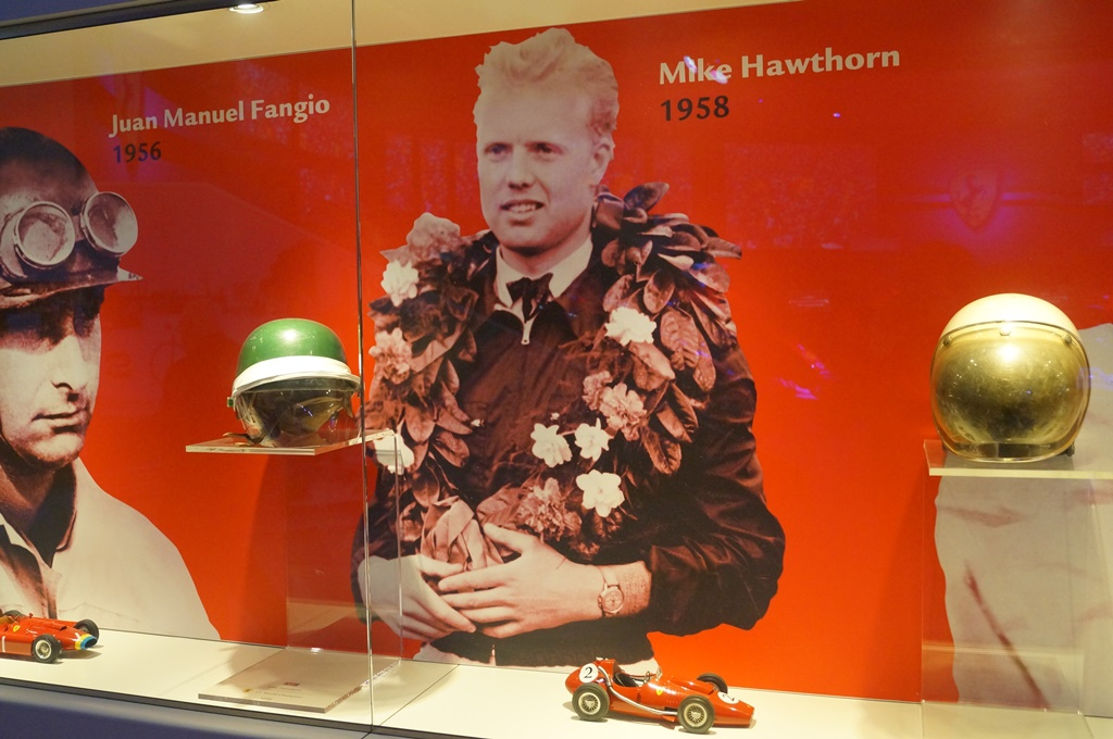 Mike Hawthorn 1958