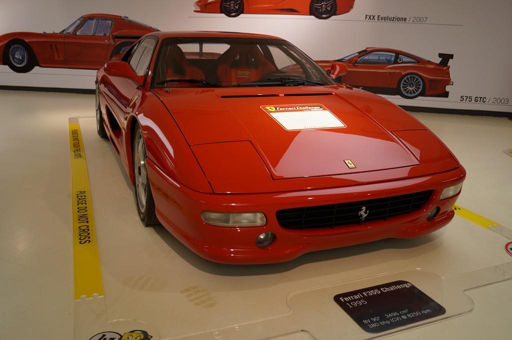 Ferrari F355 Challenge 1995