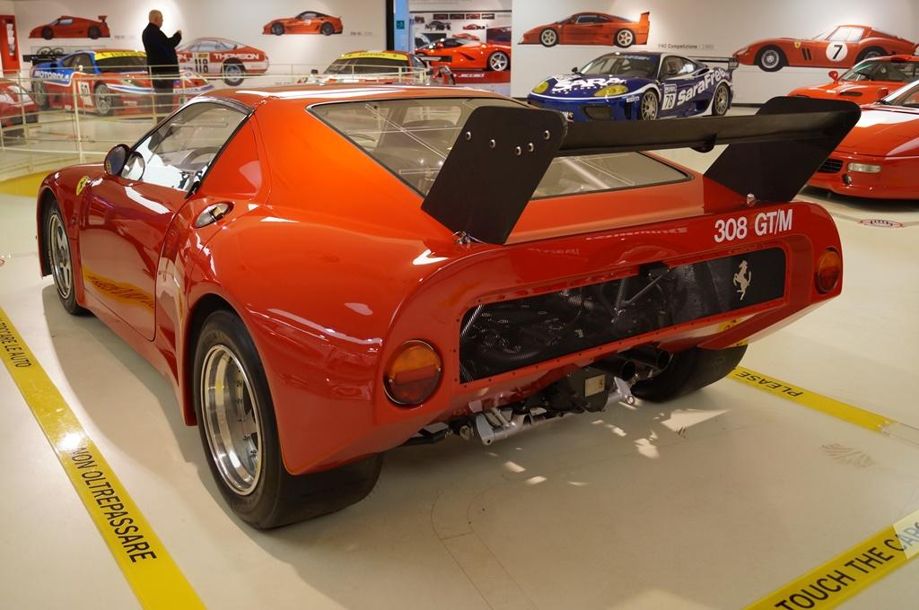 FERRARI 308 GT/M IMSA 1984