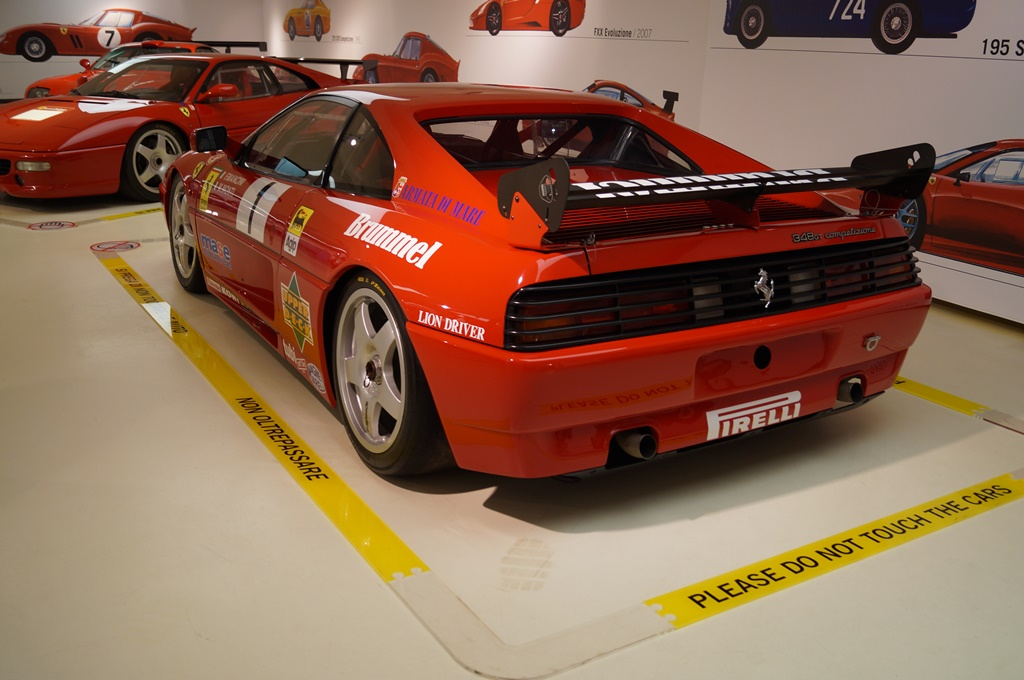 Ferrari 348 GTC/LM 1994