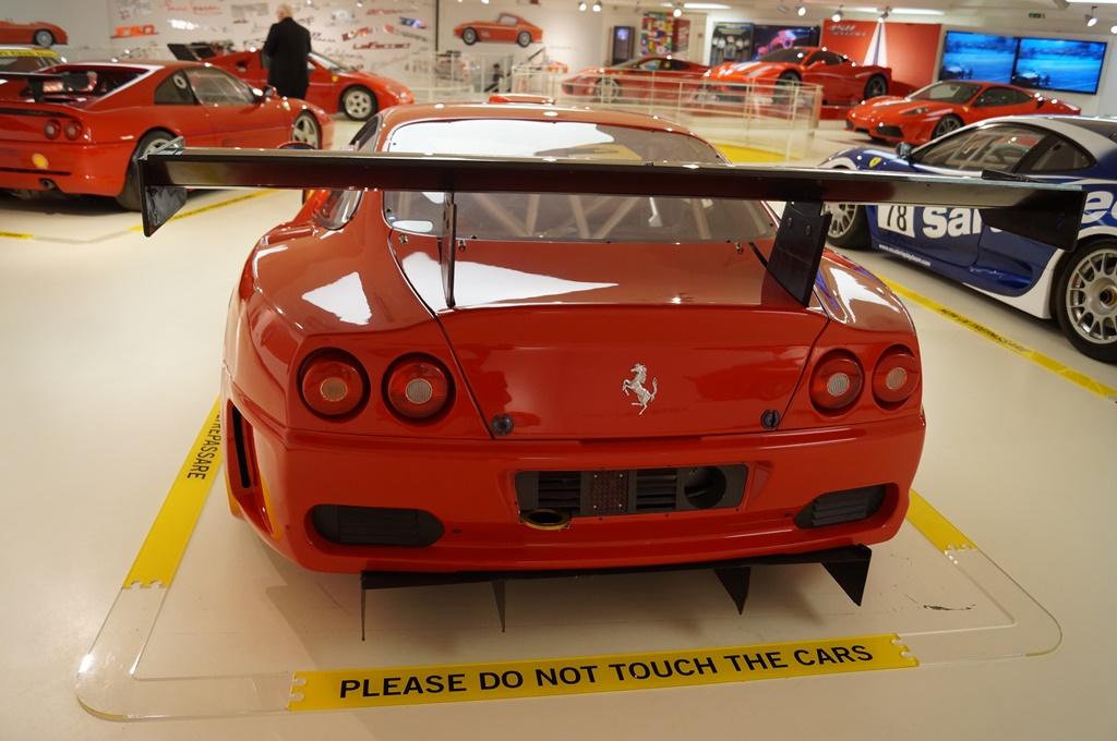 Ferrari 575 GTC - GT1 2003