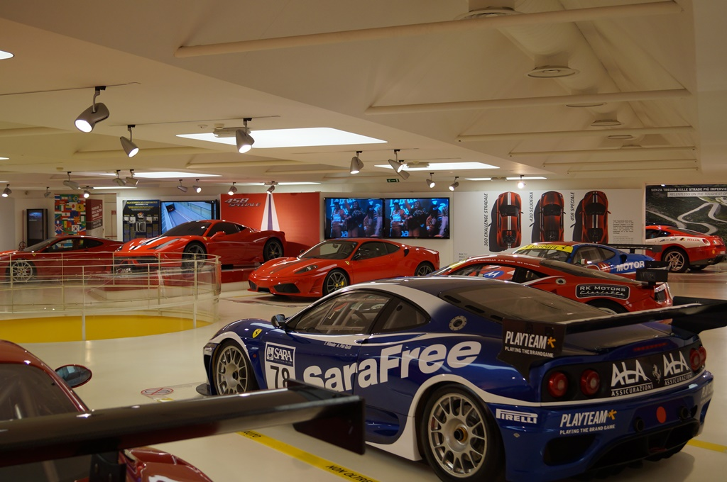 Ferrari 360 GTC - GT2 2004