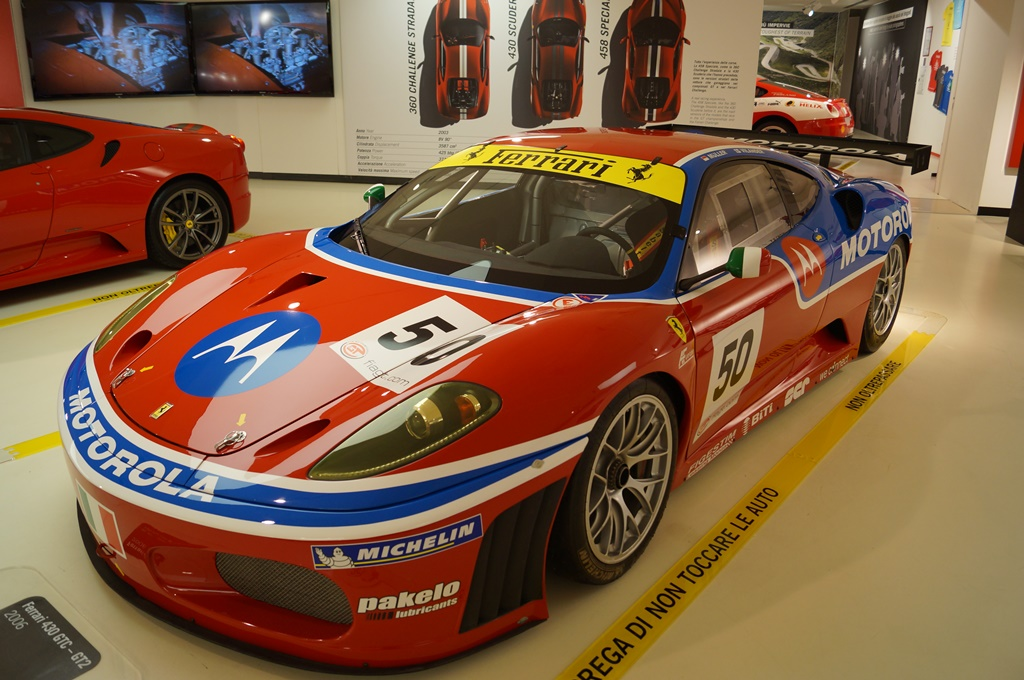 Ferrari 430 GTC - GT2 2006