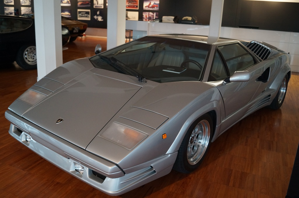 Countach 25th Anniversary Edition