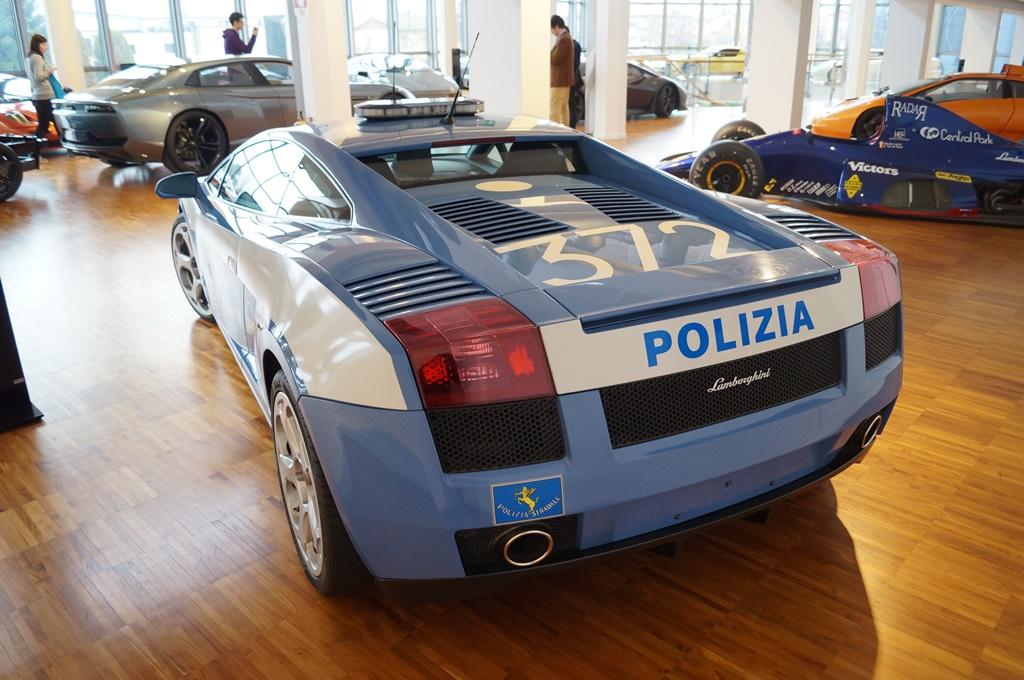 Gallardo - Polizia Stradale