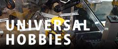 UNIVERSAL HOBBIES特集