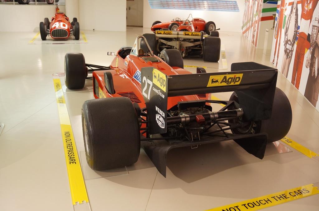 Ferrari F1 156-85 1985