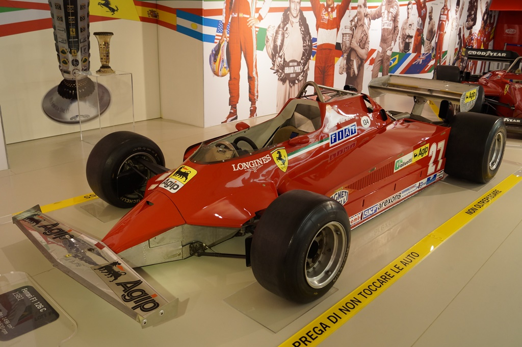 Ferrari F1 126C 1981