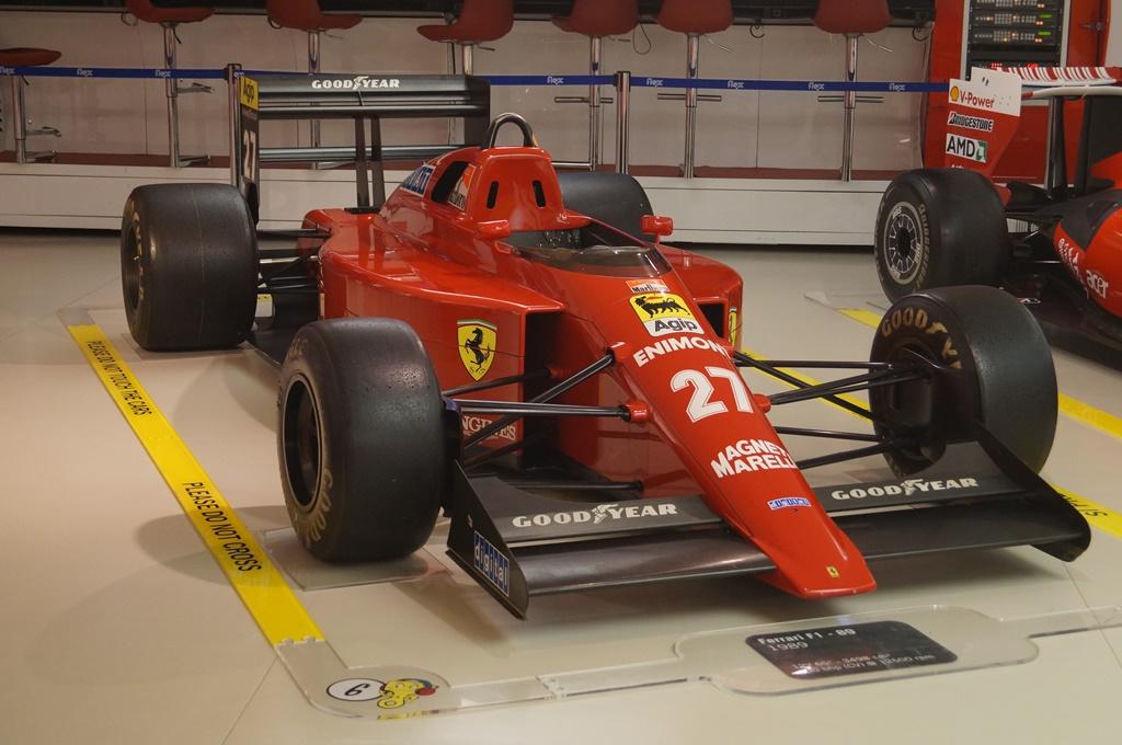 Ferrari F1 - 89 1989