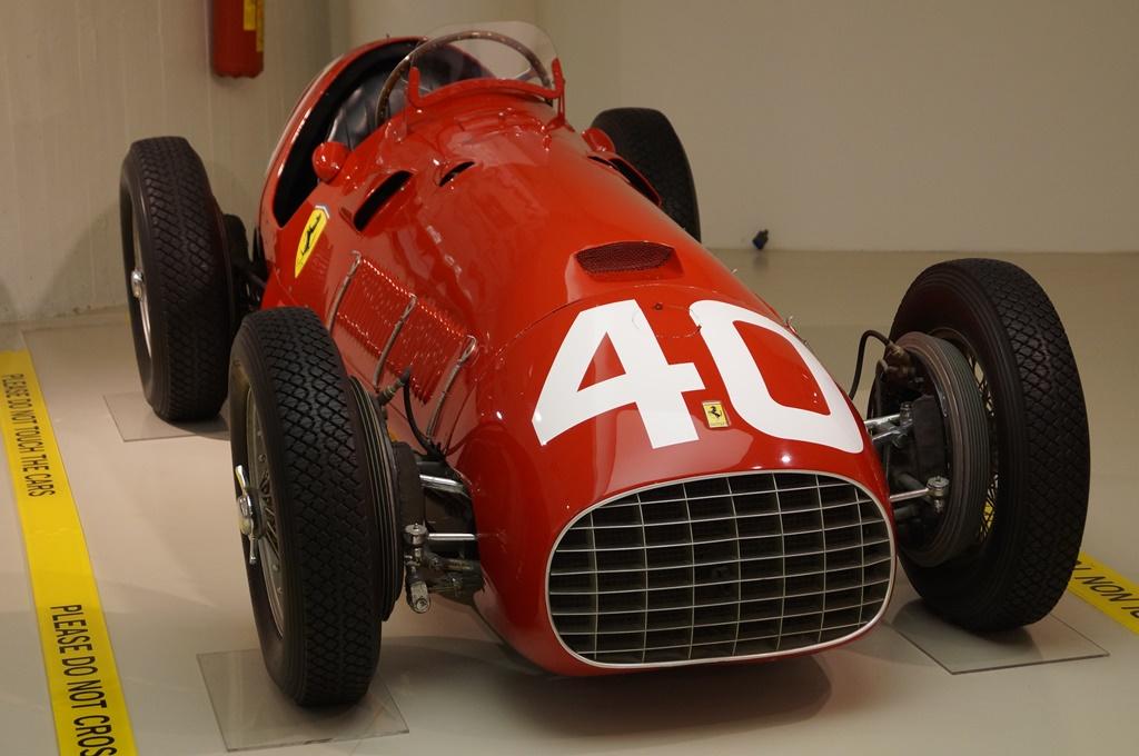Ferrari 166 F2 1951