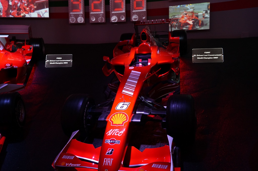 F2007 World Champion 2007