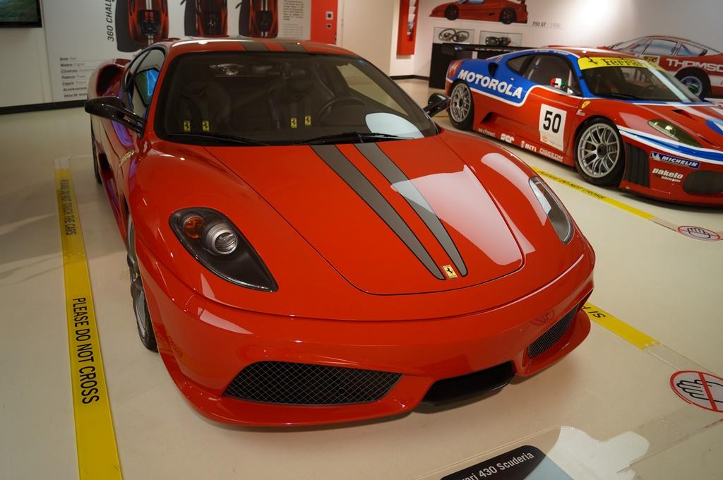 Ferrari 430 Scuderia 2007