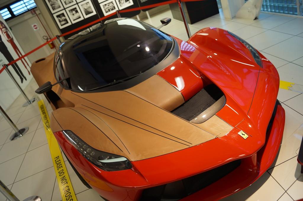 Progetto F150 La Ferrari