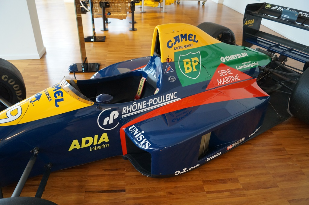 Lola - Larousse LC 89 F1
