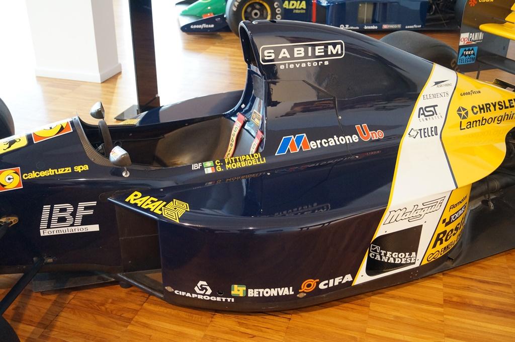 Minardi F1 M.191/L-03